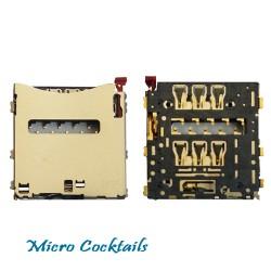 Lecteur Carte Sim Sony Xperia Z2 D6503 D6502