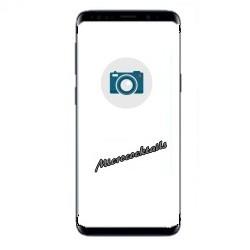 Réparation caméra appareil photo arrière Samsung S9 Plus