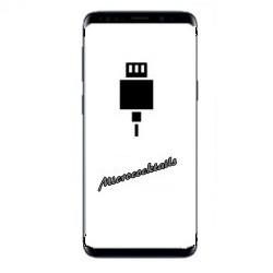 Réparation connecteur charge prise écouteur Samsung S9 Plus
