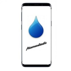 Désoxydation Samsung S9 contact liquide