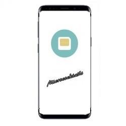 Réparation lecteur carte sim et micro sd Samsung S9