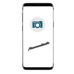 Réparation caméra arrière Galaxy S9 G960F