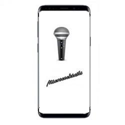 Réparation microphone Galaxy S9 G960F