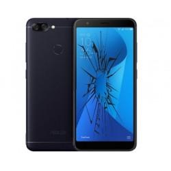 Réparation écran cassé Zenfone Max Plus M1 ZB570TL
