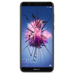 Réparation écran cassé Huawei P smart