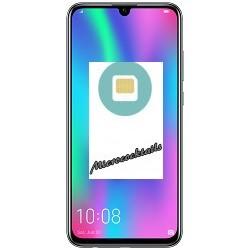 Réparation Lecteur de Carte Sim Huawei P smart 2019