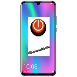 Réparation bouton Power Huawei P smart 2019