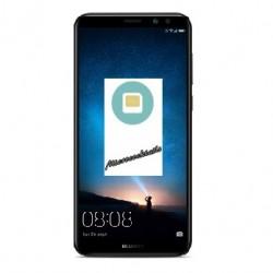 Réparation Lecteur de Carte Sim Huawei Mate 10 Lite