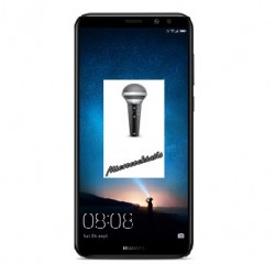 Réparation du Micro Huawei Mate 10 Lite