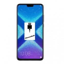 Réparation Connecteur charge micro usb Huawei Honor 8X