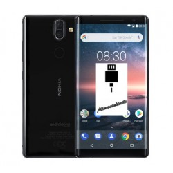 Forfait réparation port charge Nokia 8 Sirocco