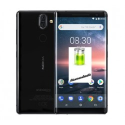 Remplacement batterie Nokia 8 Sirocco