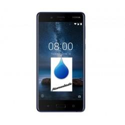 Désoxydation Nokia 8 contact liquide
