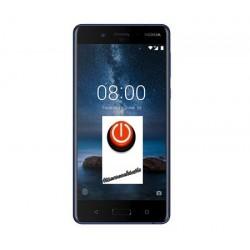 Réparation bouton alimentation power Nokia 8