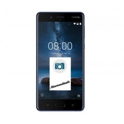 Réparation caméra appareil photo arrière Nokia 8