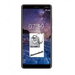 Récupération de données Nokia 7 Plus
