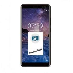 Réparation caméra appareil photo arrière Nokia 7 Plus