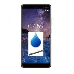 Désoxydation Nokia 7 Plus contact liquide