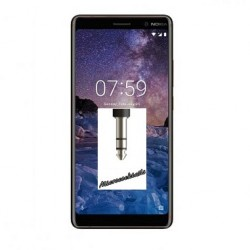 Réparation Prise Casque Nokia 7 Plus