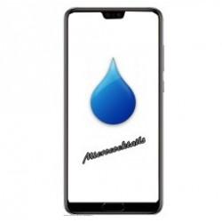 Désoxydation Nokia 7.1 contact liquide