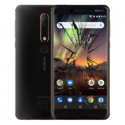 Réparation écran cassé Nokia 6.1 (2018)