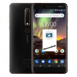Réparation caméra appareil photo arrière Nokia 6.1