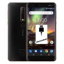 Réparation Connecteur charge micro usb Nokia 6.1