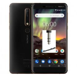 Réparation Prise Casque Nokia 6.1