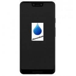 Désoxydation Google Pixel 3 XL contact liquide