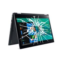 Réparation Pc portable ACER Spin 3 écran cassé vitre fissurée