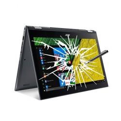 Réparation Pc portable ACER Spin 5 écran cassé vitre fissurée
