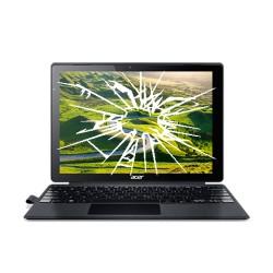 Réparation Pc portable ACER Switch Alpha 12 écran cassé vitre fissurée
