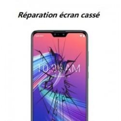 Réparation écran cassé Zenfone Max M2 ZB633KL