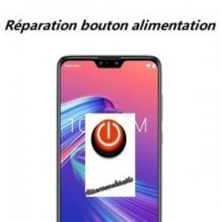 Réparation bouton alimentation power Zenfone Max M2 ZB633KL
