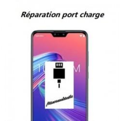 Réparation connecteur charge Zenfone Max M2 ZB633KL