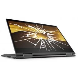 Réparation PC portable HP ENVY x360 13-ag0002nf écran cassé vitre fissurée