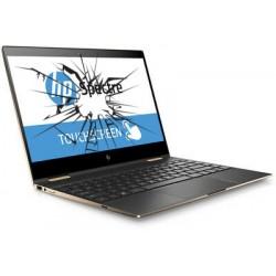 Réparation PC portable HP Spectre x360 13-ae012nf écran cassé vitre fissurée