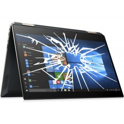 Réparation PC portable HP Spectre x360 13-ap0006nf écran cassé vitre fissurée