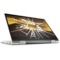 Réparation PC portable HP ENVY x360 15-cn0002nf écran cassé vitre fissurée