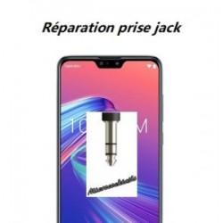 Réparation prise jack Zenfone Max M2 ZB633KL