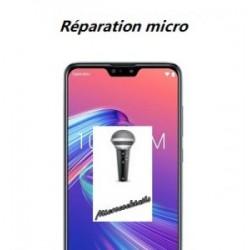 Réparation microphone Zenfone Max M2 ZB633KL