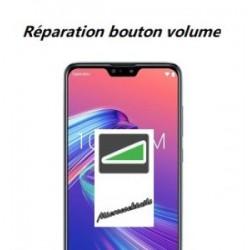 Réparation bouton volume Zenfone Max Pro M2 ZB631KL