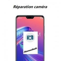 Réparation caméra arrière Zenfone Max M2 ZB633KL