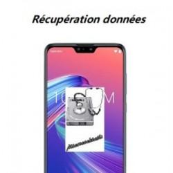 Récupération de données Zenfone Max M2 ZB633KL