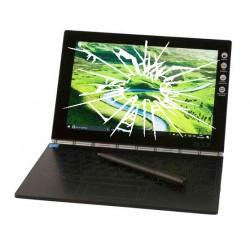 Réparation écran cassé vitre fissurée Lenovo YOGA BOOK 10.1 YB1-X91F