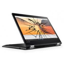 Réparation écran cassé vitre fissurée Lenovo YOGA 520 14-IKB