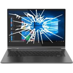 Réparation écran cassé vitre fissurée Lenovo Yoga C930-13IKB