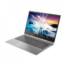 Réparation écran cassé vitre fissurée Lenovo Yoga S730-13IWL