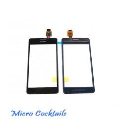 Vitre Tactile Sony Xpéria E1 D2105 noire