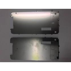 plaque métallique écran iPhone XR